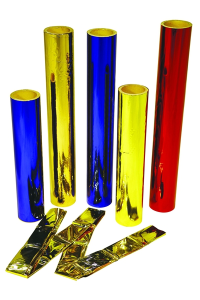 Color Coated Metalllized PET film